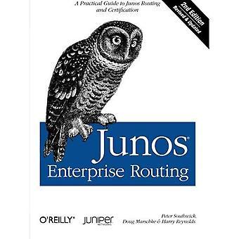 Junos Enterprise de roteamento: Um guia prático para roteamento Junos e certificação