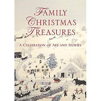 Familjen jul skatter: En hyllning till konsten och berättelser