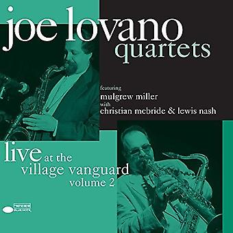 Joe Lovano - Quartets: Live (2LP) [Vinyl] USA import
