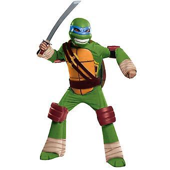 Leonardo Tmnt Child Costume