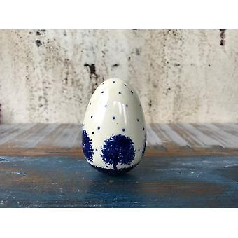 One of a kind, egg, approx. 5.5 cm high, closeouts, 2nd choice