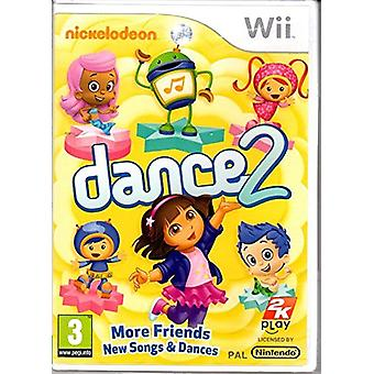 Nickelodeon Dance 2 (Nintendo Wii) - Nouveau