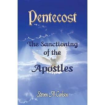 Pinksteren het bestraffen van de apostelen door Carlson & Steven A.