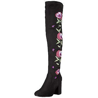 Carlos by Carlos Santana Womens Quality Round Toe Knee High Fashion Boots