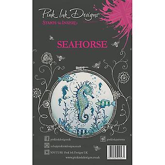 Pink blæk Designs Seahorse nautiske serie 12 sæt
