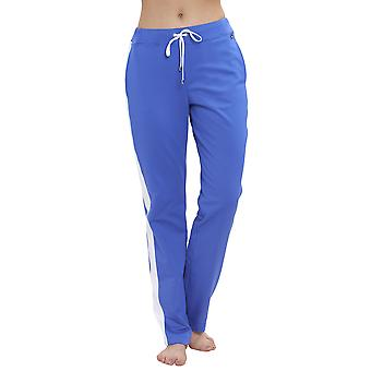 Féraud 3191258-10425 Women's Casual Chic Royal Blue Pyjama Pant
