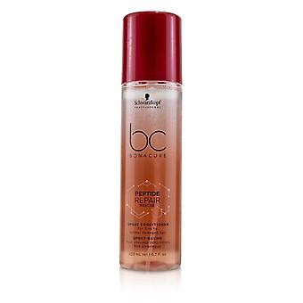 Schwarzkopf Bc Bonacure Peptide Repair Rescue Spray Conditioner (for Fine To Normal Damaged Hair) - 200ml/6.7oz