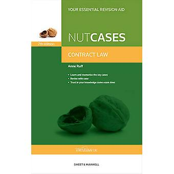 Nutcases Contract Law (7th edition) by Anne Ruff - 9780414031838 Book