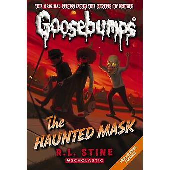 The Haunted Mask by R. L. Stine - 9780545035217 Book