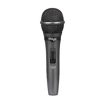 Stagg SDMP10 Mehrzweck dynamisches Mikrofon