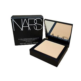 NARS All Day Luminous Powder Foundation Medium 1 Punjab 0.42 OZ