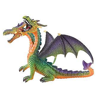 Bullyland GmbH - Spraitbach Double-Headed Dragon Figurine