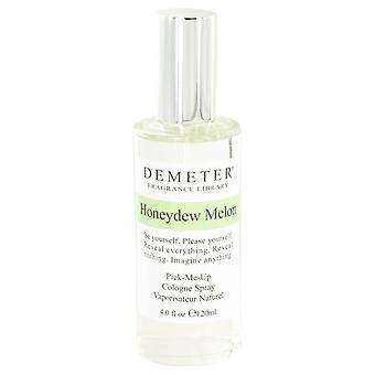 Demeter by Demeter Honeydew Melon Cologne Spray 4 oz / 120 ml (Women)