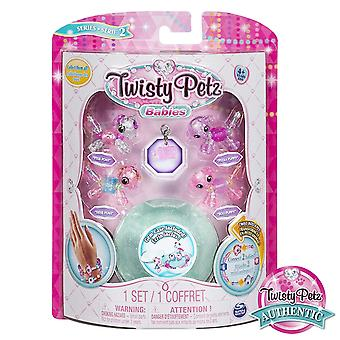 Twisty Petz Babies - Pixie & Dixie Pony, Peeka & Boo Puppy