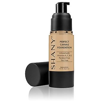 SHANY perfect canvas Liquid Foundation-paraben-vrij/Talk vrij/olie vrij