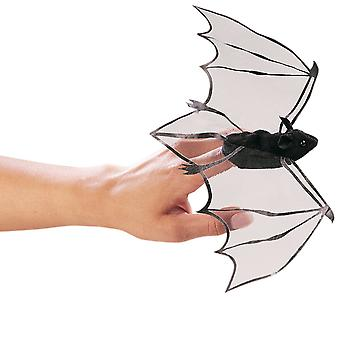 Finger Puppet - Folkmanis - Mini Bat New Animals Soft Doll Plush Toys 2612
