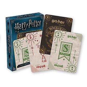 Karta do gry-Harry Potter-artefakty Poker New 52518
