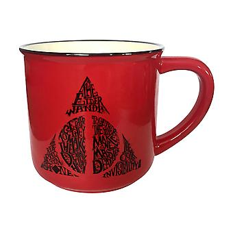 Mug - Harry Potter - Red Ember Cup 16oz New 6003590