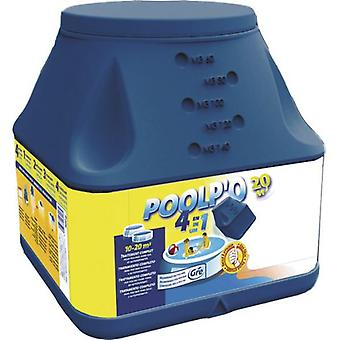 Gre Floating dispenser with chemical treatment 10-30m3- 700gr (Garden , Swimming pools)