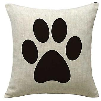 Wellindal Sabot Cotton Cushion Cover (Decoration , Cushions)
