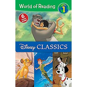 World of Reading Disney Classic Characters Level 1 Boxed Set by Disne