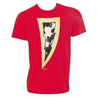 T-shirt Shazam Lightning
