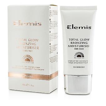 Elemis Total Glow Bronzing Moisturiser for Face 50ml/1.7oz