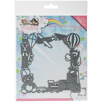 Find It Trading Yvonne Creations Die-Toy Frame, Tots et ; Tout-petits