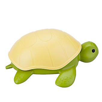 Suporte de sabão, tartaruga-verde