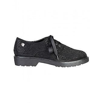 Laura Biagiotti - Zapatos - Zapatos con cordones - 2007-BLACK - Damas - Schwartz - 38