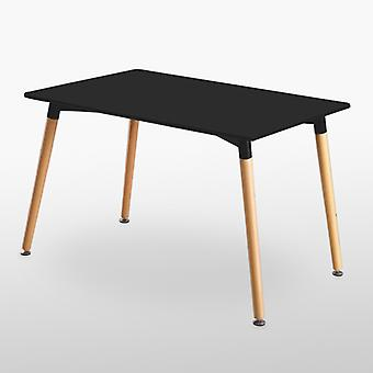 Halo table negru