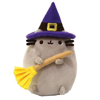 Gund Pusheen Halloween Witch Small