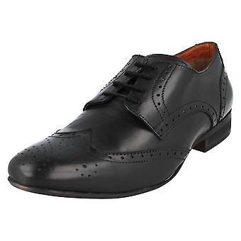 Mens Aberto Torresi A2083 pitsi up Brogue kengät