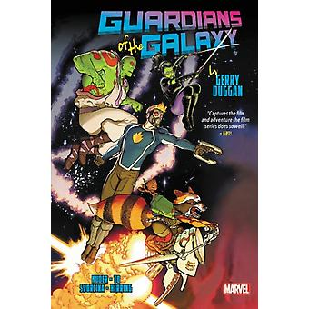 Guardians of the Galaxy van Gerry Duggan Omnibus door Duggan Gerry