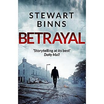Betrayal by Stewart Binns