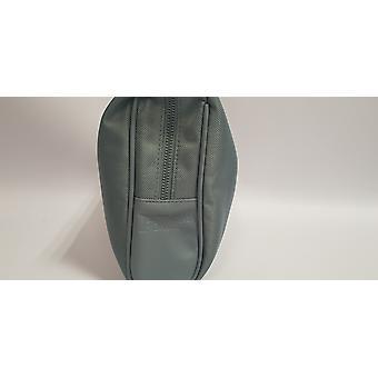Biotherm homme gris hombres de aseo / bolsa de lavado / bolsa