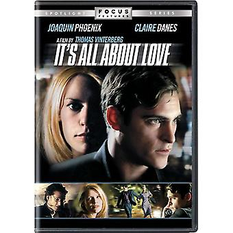 Det är All About Love [DVD] USA import