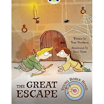 Young Robin Hood: The Great Escape: Purple B/2c (BUG CLUB)