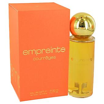 Empreinte eau de parfum spray av courreges 537078 90 ml