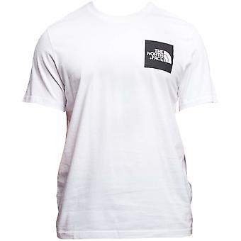 North Face Fine Tee NF00CEQ5LA91 universal kesä miesten t-paita