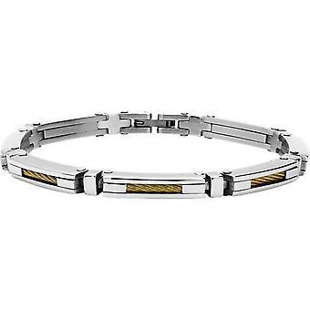 Ratsche Winde B062387 - Dor Kabel Armband Armband Stahl e Mann