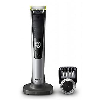 Rechargeable Philips QP6520/20 ONEBLADE Black Silver