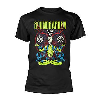 Soundgarden Neon Badmotorfinger Chris Cornell virallinen T-paita