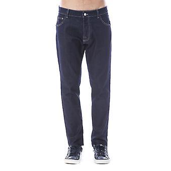 Blue Castelbajac men's jeans