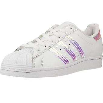 Adidas Originals Sneakers Adidas Superstar J Color Ftwrblanco