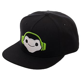 Baseball Cap - Overwatch - Lucio Black Snapback New Licensed sb6cyjovw
