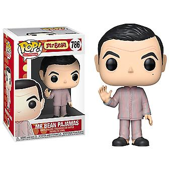 Mr Bean Pajamas (with chase) Pop! Vinyl