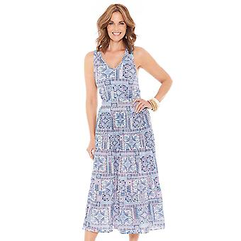 Ladies Womens Holiday Dress 46 Inch Length