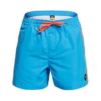 كويكسيلفر بيتش الرجاء Volley 16 Boardshorts مطاطية في بليث