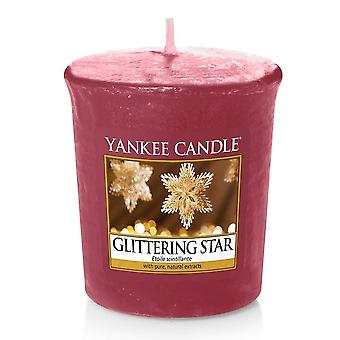 Yankee Candle Classic Votive Glittering Star